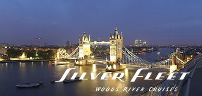 Silver Fleet - Woods River Cruises,Wapping Pier & Savoy Pier, King Henry's Stairs, WC2R 0EU